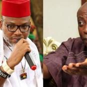 Today's Headlines: Nnamdi Kanu Attacks Uwazuruike; Obaseki Lambast Finance Minister.