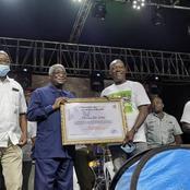 Célébration de ses 30 ans de carrière, Bilé Didier a fait vibrer tout Bouaké