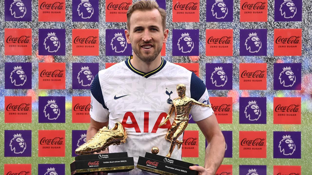 Report: Man City willing to wait till 2022 for Harry Kane if transfer falls through