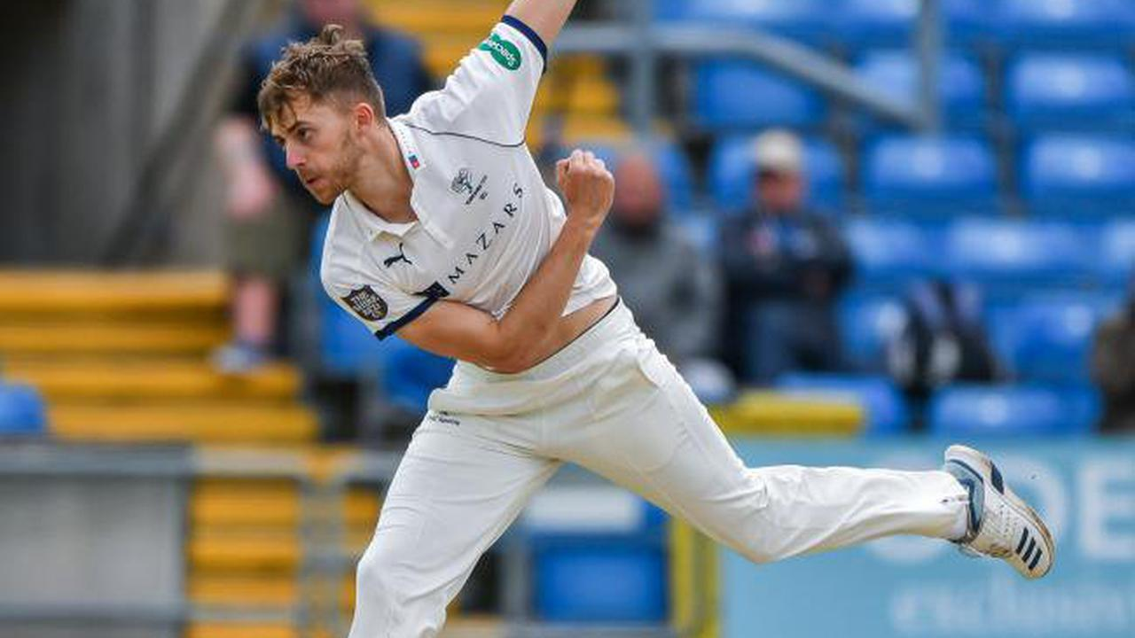 CLOSE: Yorkshire come unstuck late on as Glamorgan go up a gear