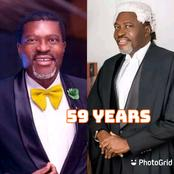 Kanayo O Kanayo Is 59 Years Old Today, See His Profile, Family, Awards And Net Worth (Photos)