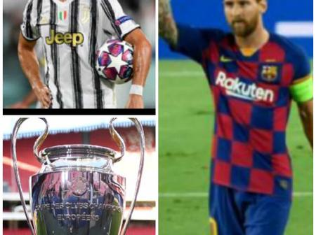 Lionel Messi to play Cristiano Ronaldo in the Champions League group stage
