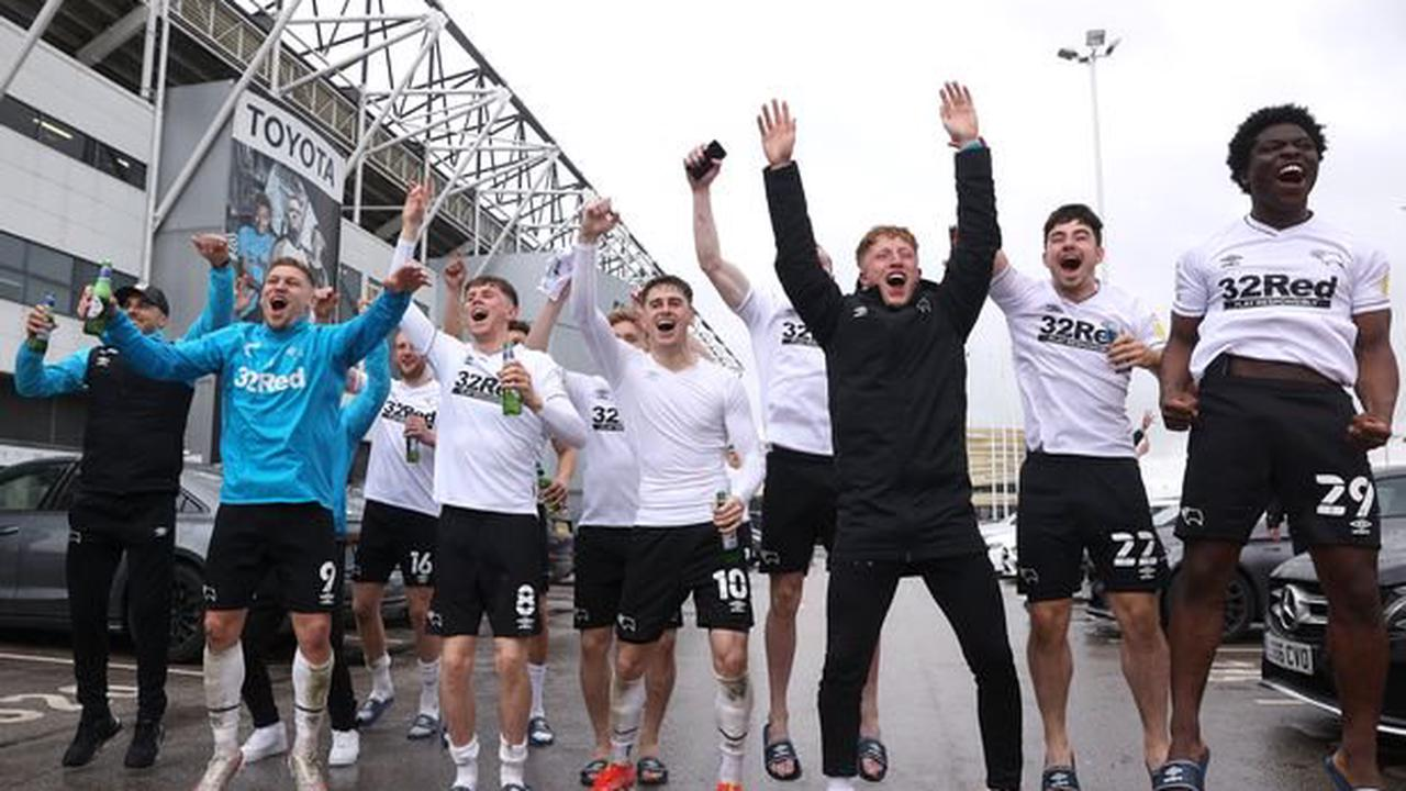 Derby handed six-figure fine but points deduction threat still lingers