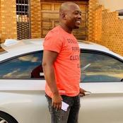 See pictures of Mulalo from Muvhango that got people talking on social media.