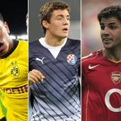 Meet The 10 Youngest Scorers In UCL History; Bellingham, Fabregas, Kovacic And Others