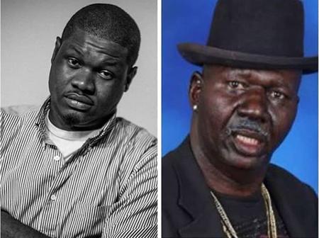 Meet Yoruba Veteran Actor Baba Suwe's Look-Alike Son Who is Also an Actor (Photos)