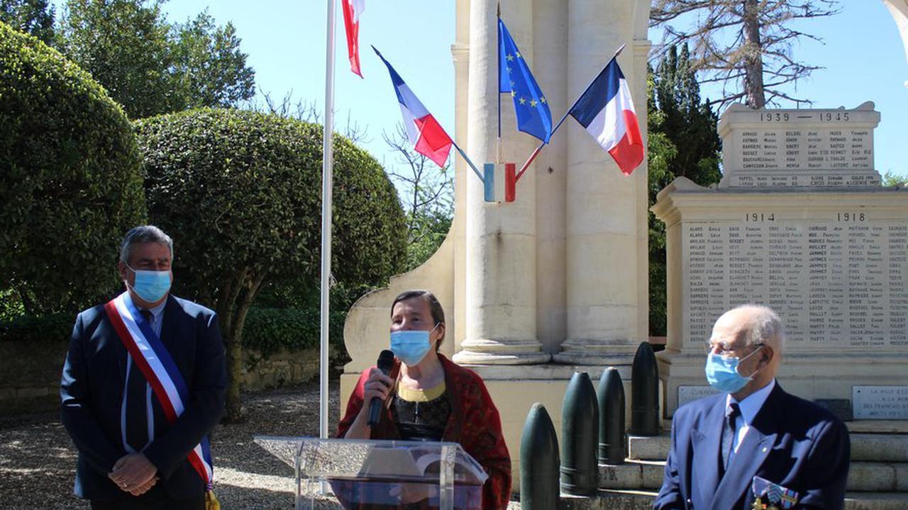 Le 8 mai 1945 commémoré à Espéraza