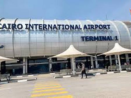 Top 5 largest airports in Africa