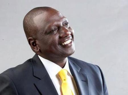 Celebrations in William Ruto's camp as a prominent leader joins them