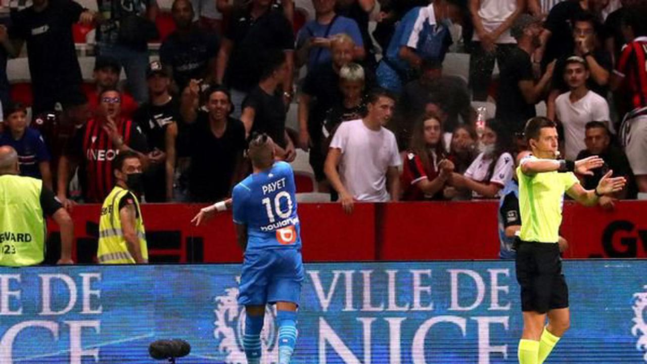 Incidents entre l'OGC Nice et l'OM : le match rejoué à huis-clos, Nice perd un point, Gonzalez suspendu
