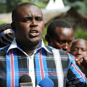 Didimus Barasa And Cleophas Malala Suspended From This Movement In Western Kenya