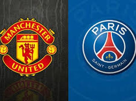 PSG could complete €100million deal for highly-rated Man United target as Mbappe's replacement.