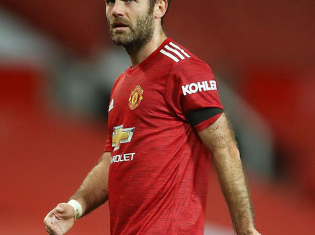 Sad: Death hits Juan Mata's family