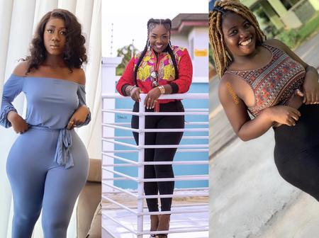Photos: Between Emelia Brobby, Hajia Bintu, Narhkie Who looks Cute?