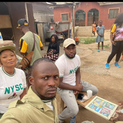 Mixed Reactions As Jiganbabaoja and Others Were Spotted in NYSC Uniform (Photos)