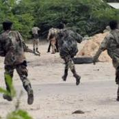 Victory As KDF Soldiers Drives Suspected Alshaabab Members Away from Mandera In A Deadly Gunfight