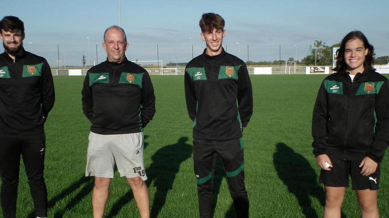 Aigrefeuille-d'Aunis: des jeunes engagés pour leur club de foot