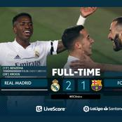 El Classico: check out the NEW records that were broken in the match between Madrid and Barca