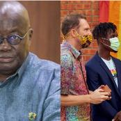 This is what President Akuffo-Addo said about homosexuality in Ghana
