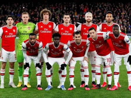 Arsenal Set To Offload 8 First-Team Players As part Of Summer Overhaul