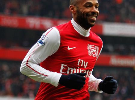 Thierry Henry's Record That Harry Kane Could Break This Season