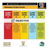 South Africa officially moves to Level 1 at Midnight