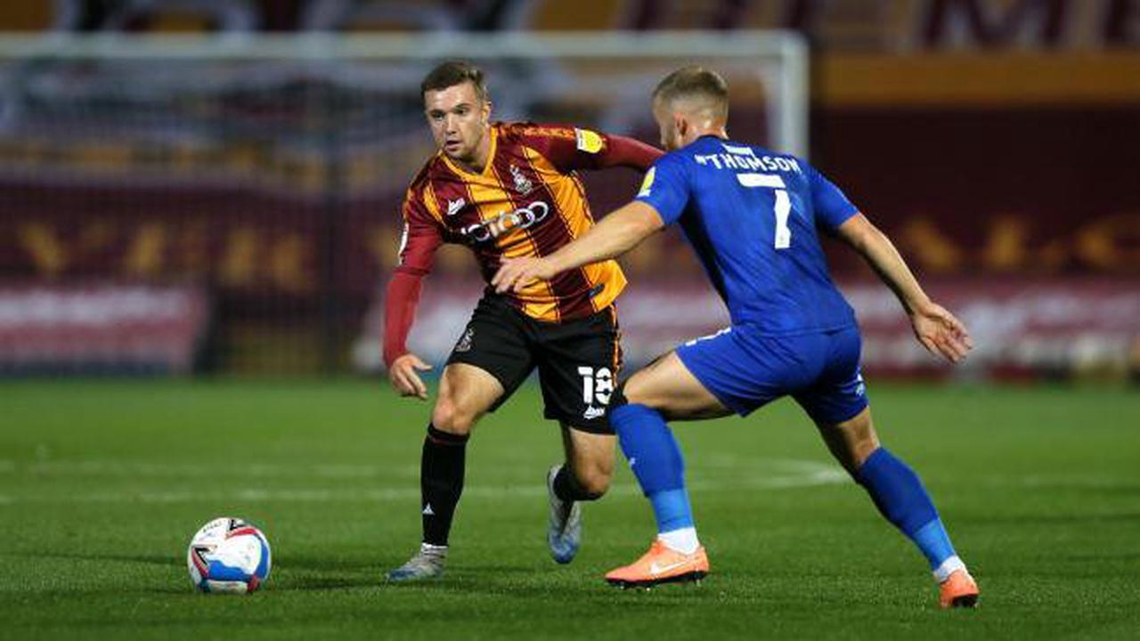 New kick-off time announced for Bradford City's game at Harrogate