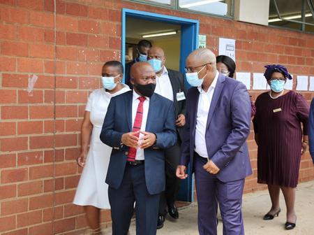 COVID-19 cases drop in SA