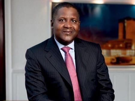 Dangote Is The Richest Man In Africa For Ten Years In A Row, Does It Mean Africans Don't Work Hard?