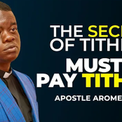 Should A Christian Pay Tithe? Apostle Arome Osayi Reveals Secret About Tithing