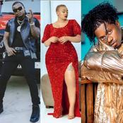 Harmonize's Latest Post Gets His Fans Criticizing Rayvanny and Kajala