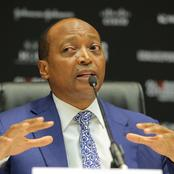 Sundowns proprietor Patrice Motsepe has revealed his 10 point statement for CAF administration