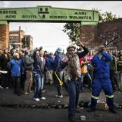 South Africa And Illegal Foreigners Battle After Finding Out This Things