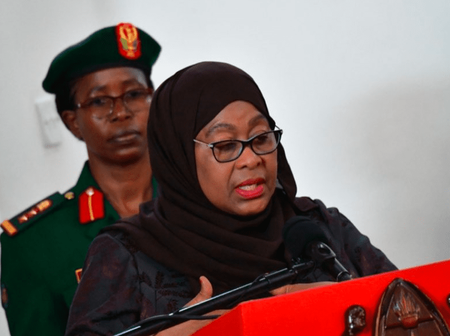 Details Of What Tanzanian President Samia Suluhu Said About COVID-19 That Made Kenyans Envious