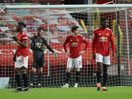 Manchester United Title Hopes Dashed After 3-3 Draw Against Everton