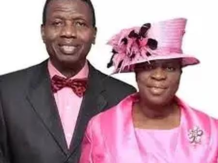 How Enoch And Folu Adeboye Sneaked Into RCCG Looking For Solutions To Their Problems