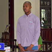 25 Year-Old Nigerian Sentenced To Death In Vietnam, See What He Did That Lead To His Prosecution.