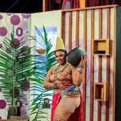 Abena Korkor's Fake Curves Has Been Exposed On TV3