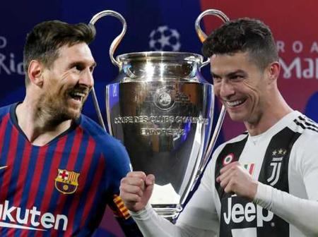 Top 10 most elevated scorers ever in the UEFA Champions League
