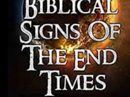 7 Sings of the end time