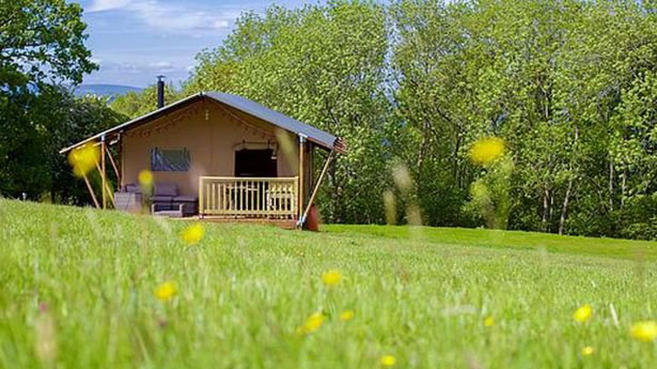 Best glamping deals in Wales for the first May bank holiday weekend