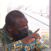 """He Is Now A Puppet Of The NPP"" – Sam George Boldy Speaks On Live TV"
