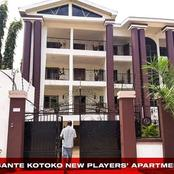 Photos: Asante Kotoko Gets New Players Apartment.