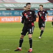 Robert Lewandowski sets new record in Bayern Munich's win over Augsburg