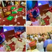 Chaos At PDP Zonal Congress As Thugs Snatch Ballot Boxes