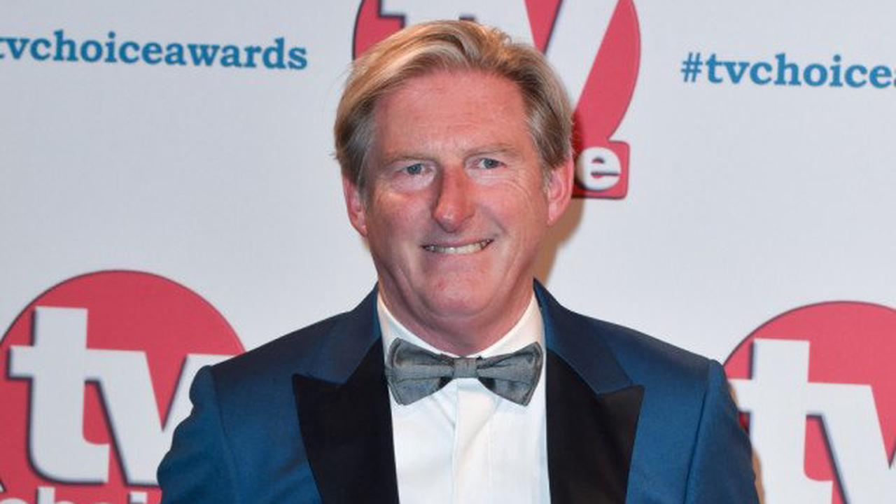 Adrian Dunbar 'relieved' to discover Ted Hastings wasn't H