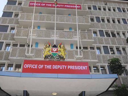 DP Ruto Office Confirms Raila Odinga Is Very Powerful on Matters BBI