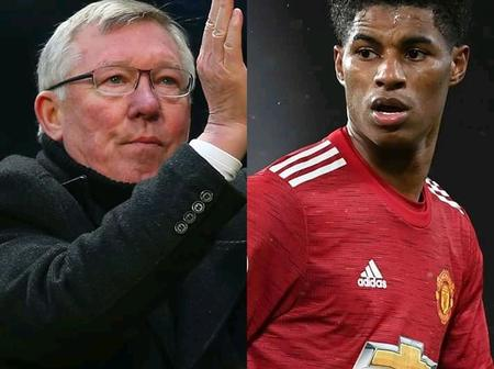 Sir Alex Ferguson Reveals What He Really Thinks About Marcus Rashford.