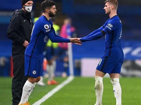 Mendy, Jorginho, Havertz, Chilwell All Reacts To Pulisic's Comment after the Chelsea's draw