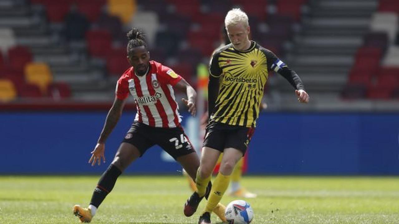 Crystal Palace tracking Will Hughes amid Watford impasse